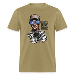 Tiny Whoop Jesse - black text (mens) - Men's T-Shirt