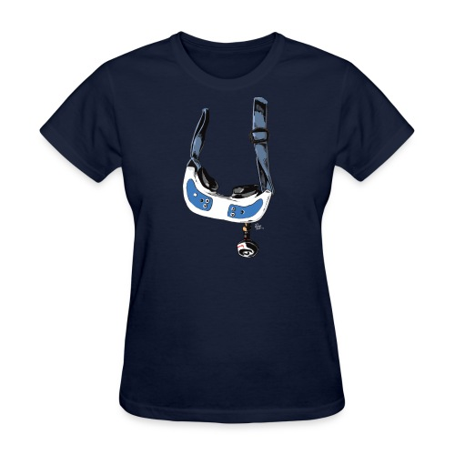 Where are my Goggles? (womens) - Women's T-Shirt