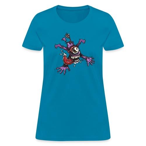 That FPV Feeling Color (womens) - Women's T-Shirt