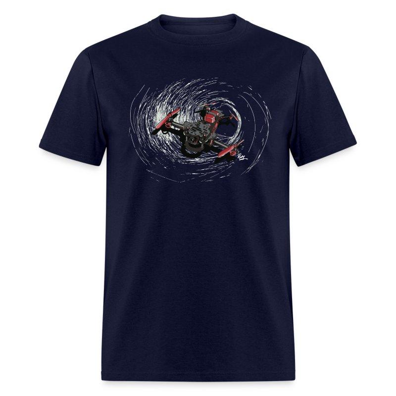 Vortex v1 (mens) - Men's T-Shirt