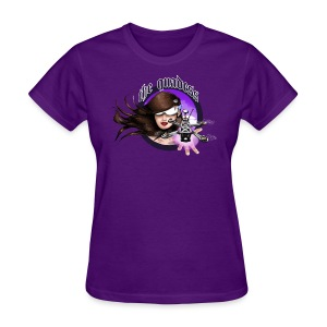 The Quadess (womens) - Women's T-Shirt