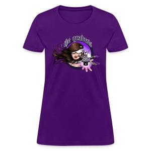 The Quadess (womens) - Women's T-Shirt