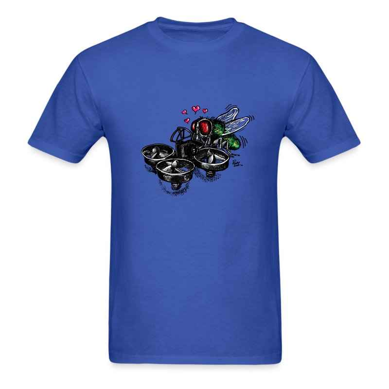 Tiny Whoop Lovin' (mens) - Men's T-Shirt