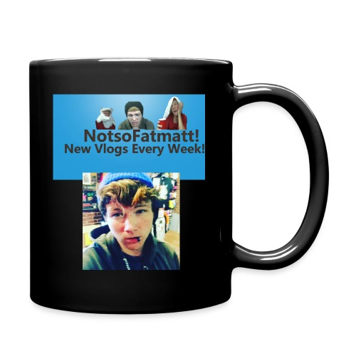NotsoFatMug1 - Full Color Mug