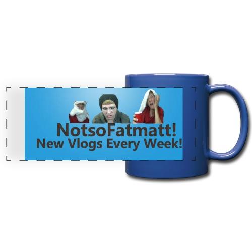 NotsoFatMug - Full Color Panoramic Mug