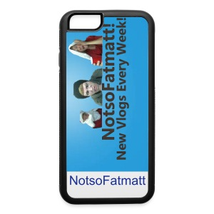NotsoFatPhoneCase - iPhone 6/6s Rubber Case