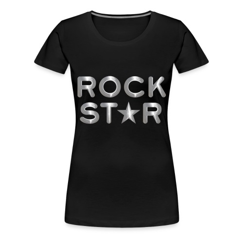 Rock Star  - Women's Premium T-Shirt
