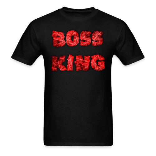 Boss King Mens Shirts - Men's T-Shirt