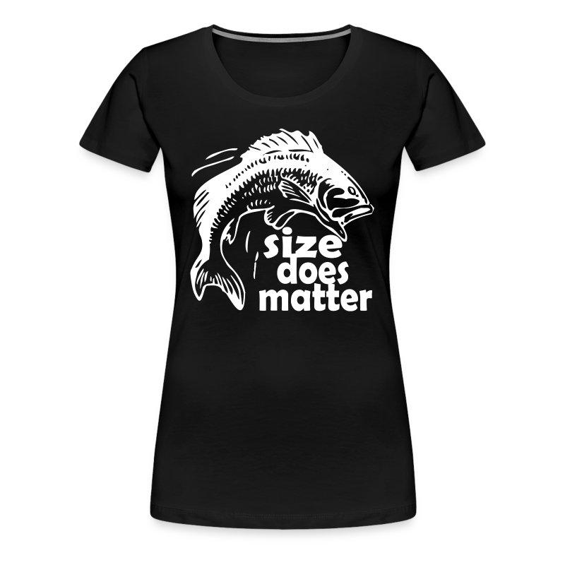 FISHING SIZE DOES MATTER T-Shirt