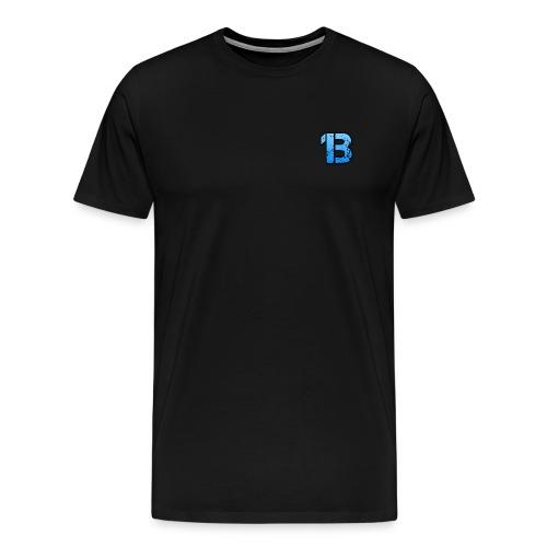 1BGDEAL Logo Men's T-Shirt - Men's Premium T-Shirt
