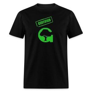 Gaithersburg Certified G Basic Tee - Men's T-Shirt