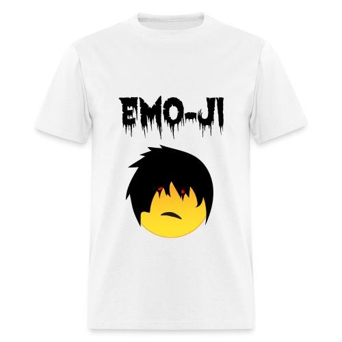 Emo-Ji - Men's T-Shirt
