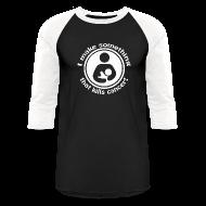 T-Shirts ~ Baseball T-Shirt ~ I make something...