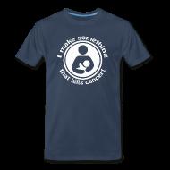 T-Shirts ~ Men's Premium T-Shirt ~ I make something...