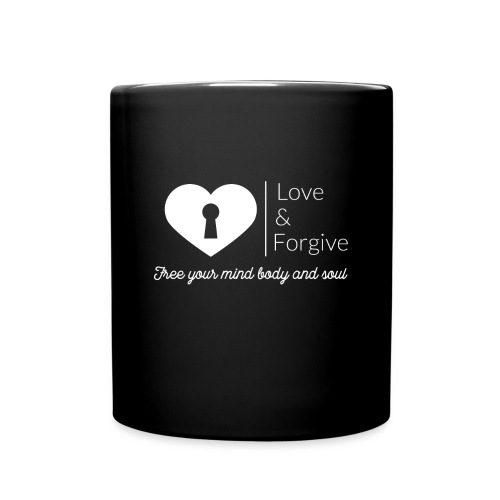 Love and Forgive Mug - Full Color Mug