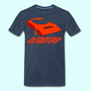 stratos - Men's Premium T-Shirt