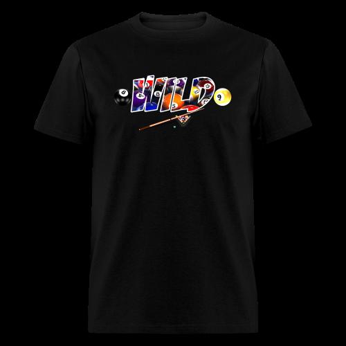 Wild Pool T-Shirt - Men's T-Shirt
