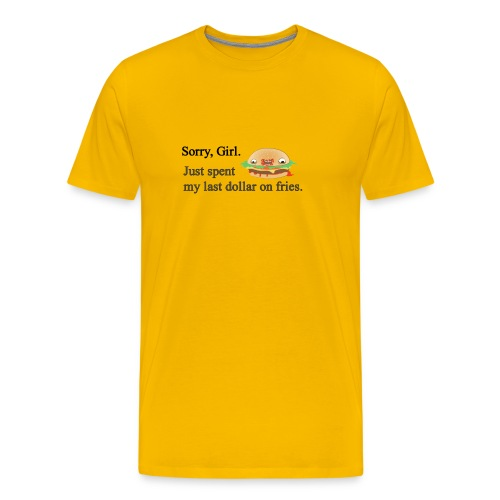 Sorry Girl - Men's Premium T-Shirt