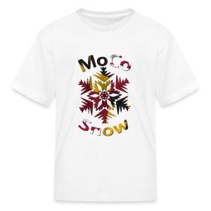 Kid's MoCoSnow Maryland Shirt - Kids' T-Shirt