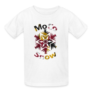 Kid's MoCoSnow Maryland Shirt - Kids' T-Shirt