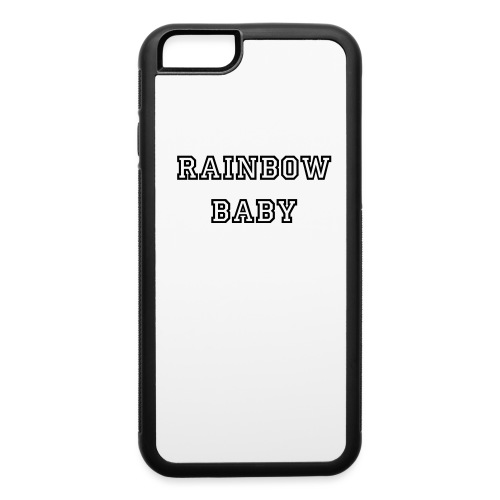 Rainbow Baby Case - iPhone 6/6s Rubber Case