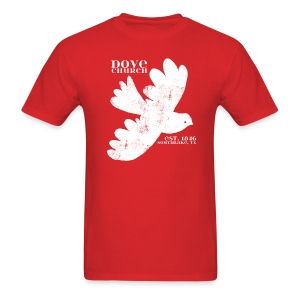 Dove Church Shirt - Men's T-Shirt