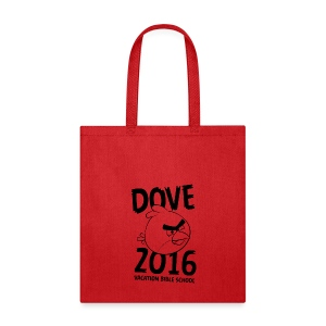 2016 Dove VBS Tote - Tote Bag