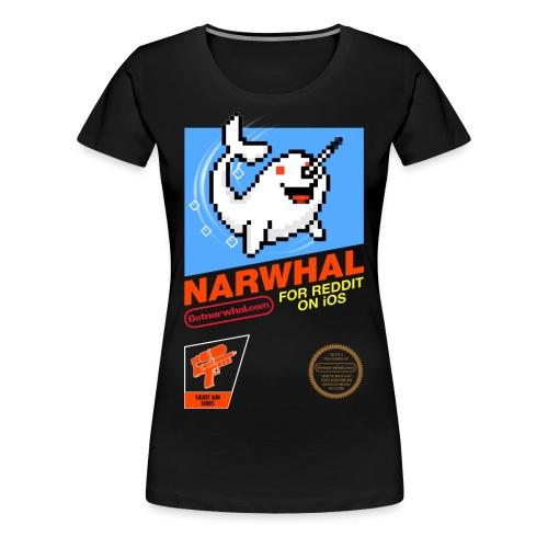 Video James Lady Shirt - Women's Premium T-Shirt