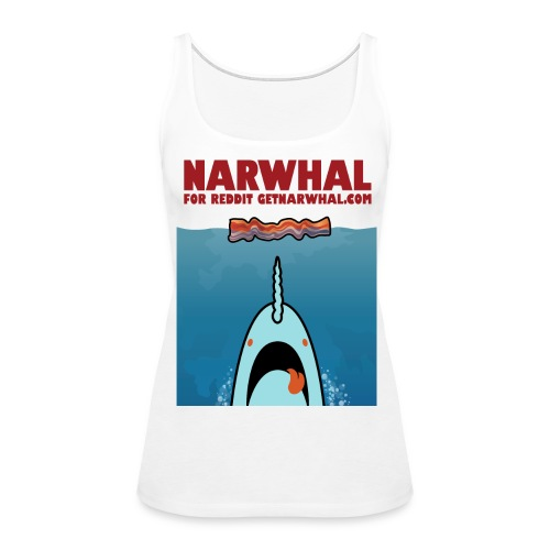 NarJaws Lady Tank - Women's Premium Tank Top