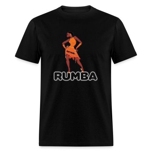 Rumba larrock - Men's T-Shirt