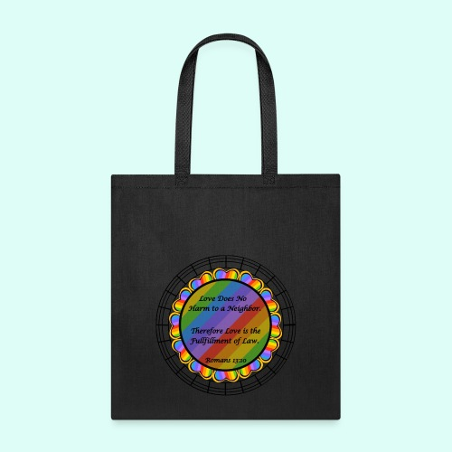 Love does no harm - Tote Bag