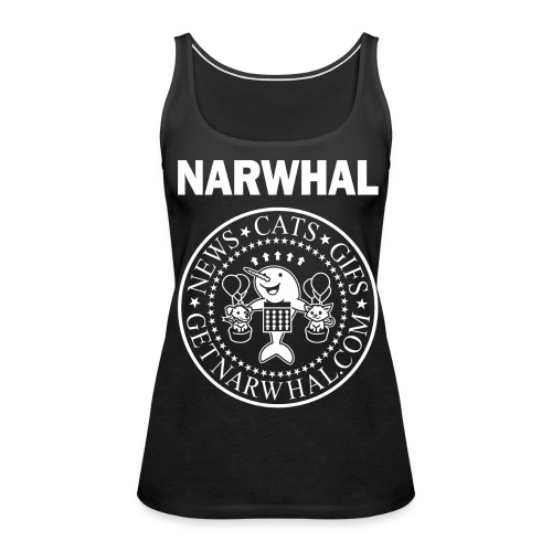 Listen to the Ramones Tank Shirt - Women's Premium Tank Top