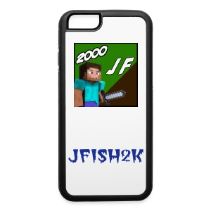 JFish2K iPhone 6/6S Rubber Case - iPhone 6/6s Rubber Case