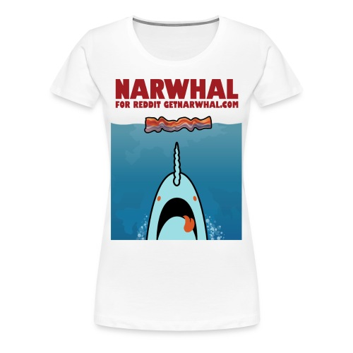 NarJaws Lady Shirt - Women's Premium T-Shirt