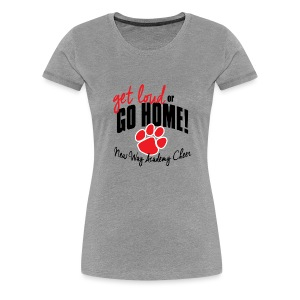 Cheer (Women's) - Women's Premium T-Shirt