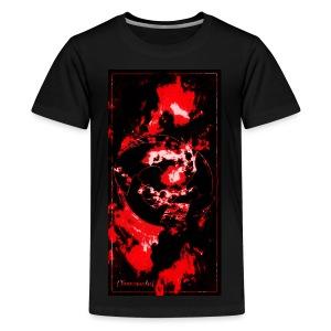 Y - Red - Kids' Premium T-Shirt