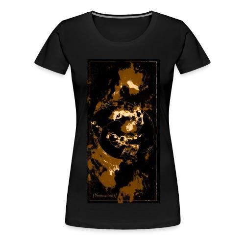 Y -  Brown - Women's Premium T-Shirt