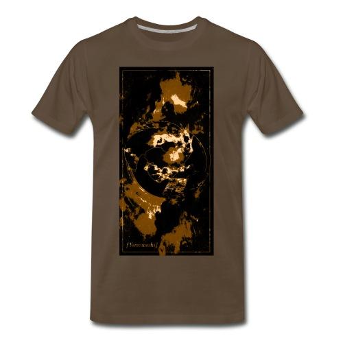 Y -  Brown - Men's Premium T-Shirt