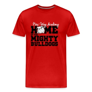 Bulldog Pride - Men's Premium T-Shirt