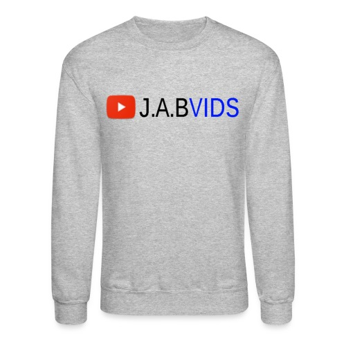 J.A.B Sweat-shirt  - Crewneck Sweatshirt