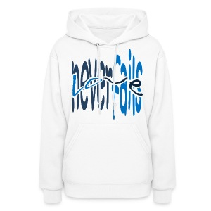 Love never fails_LNFNE - Women's Hoodie