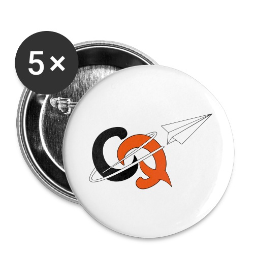 CQ Button - Small Buttons