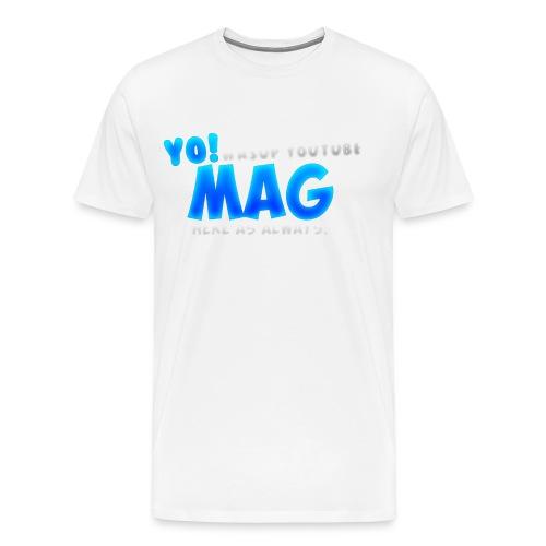 Mag Phrase T-Shirt  - Men's Premium T-Shirt