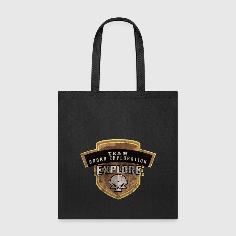 Team Urbex Bags & backpacks - Tote Bag