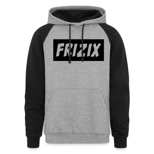 Frizix - Men - Colorblock Hoodie