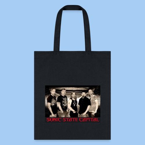 Bandpic and logo bag - Tote Bag