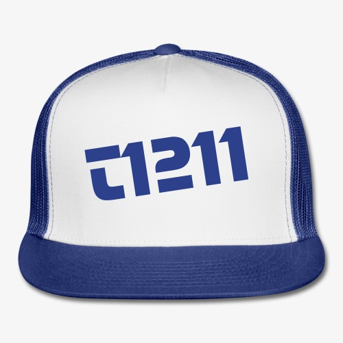 T1211 Hat - Trucker Cap