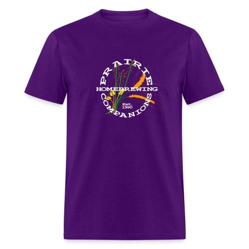 White PHC Logo Shirt - Men's T-Shirt