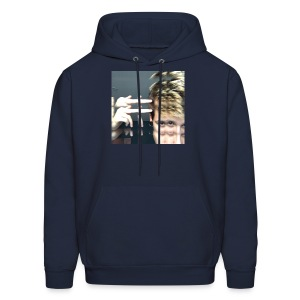 When the kush kicks in Hoodie - Men's Hoodie