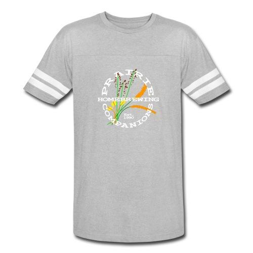 Vintage Jersey - White PHC Logo - Vintage Sport T-Shirt